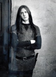 Varg Vikernes, circa 1990
