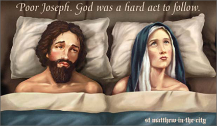 Billboard for St. Matthews in the City, Auckland NZ
