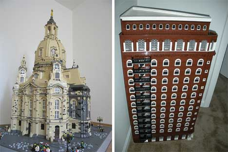 church-of-our-lady-dresden-and-flatiron-building-lego-sculpltures