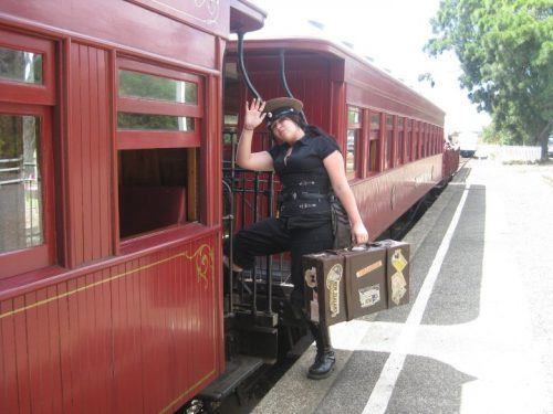 steampunk-train-journey