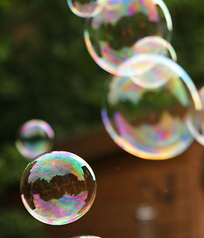 bubbles